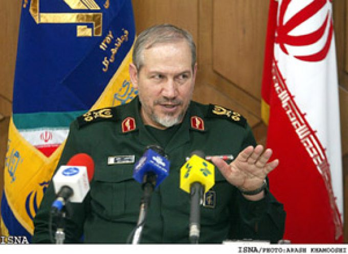Safavi: US troops vulnerable in ME