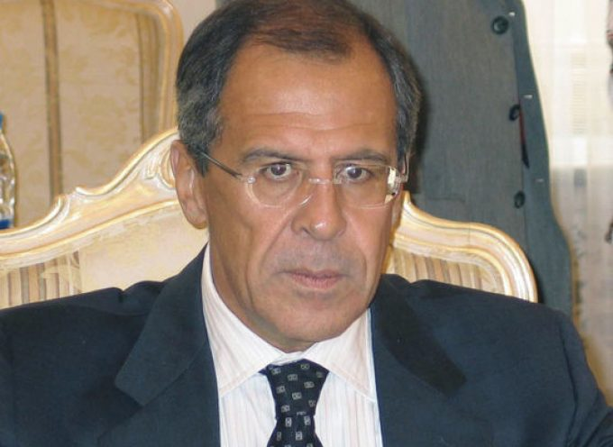 Lavrov warns Kouchner over Iran comments
