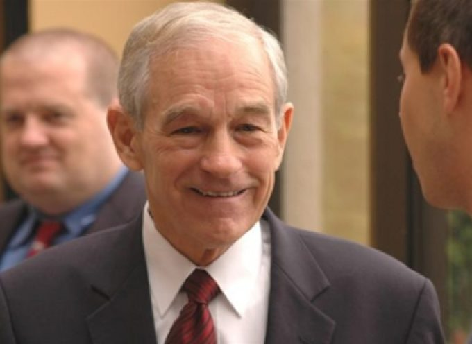 My biggest fear about Ron Paul