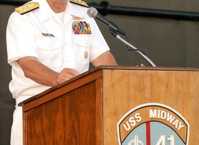 Excerpt of the transcript of an interview with the Chaiman of the JCS Adm. Mike Mullen,