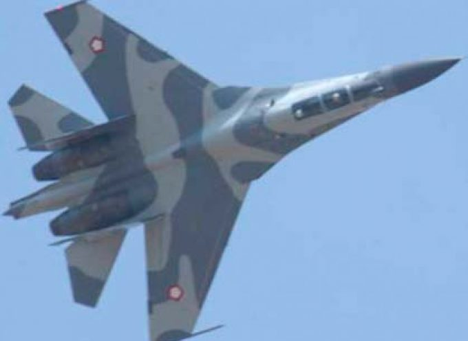 Russian Su-30MKI Sukhoi Jets For India