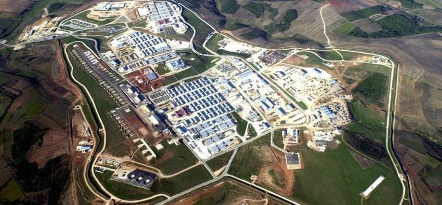 "Camp Bondsteel – the Empire's base in ""independent"" Kosovo"