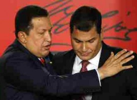 Freedom Rider: Hugo Chavez and the Obama/Clinton Twins