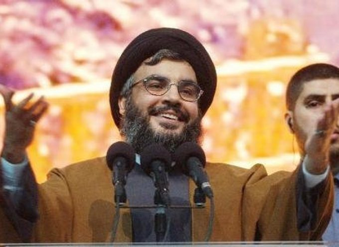 English transcript of the speech delivered by Hezbollah Secretary General His Eminence Sayyed Hassan Nasrallah on the occasion of Martyr's Day