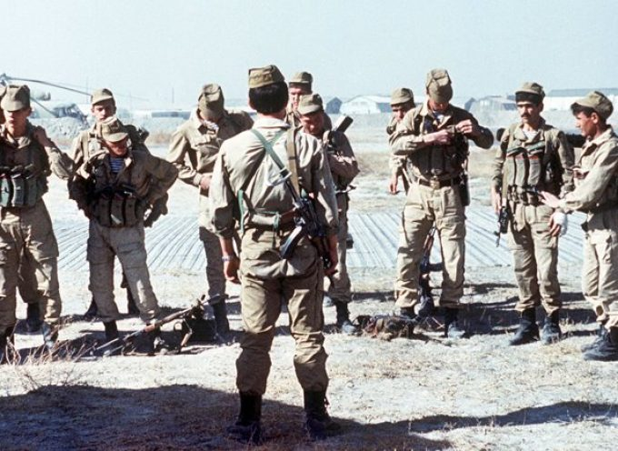 20 years ago the last Soviet soldiers left Afghanistan
