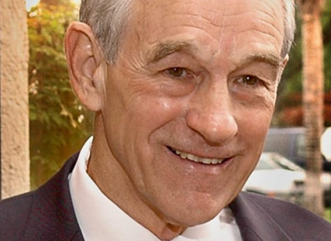 An Act Of War – Statement of Congressman Ron Paul