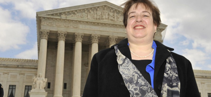 Elena Kagan and the Supreme Court: A Barnyard Smell in Chicago, Harvard and Washington