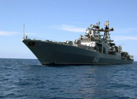 Pirate-captured tanker freed by Russian navy