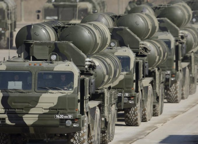 Russia to offer Turkey advanced surface-to-air missiles