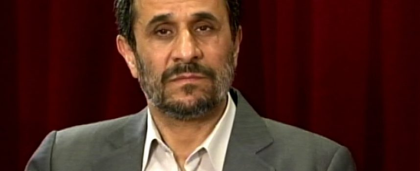 The President and I (a *must watch* interview of President Ahmadinejad)