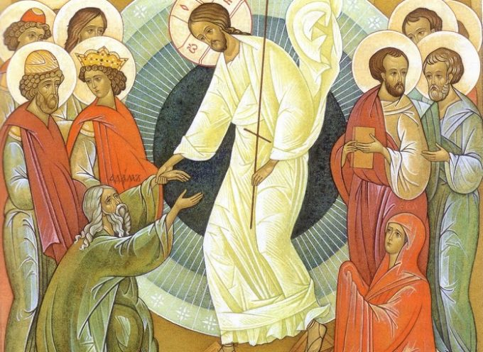 BRIGHT RESURRECTION OF CHRIST – HOLY PASKHA