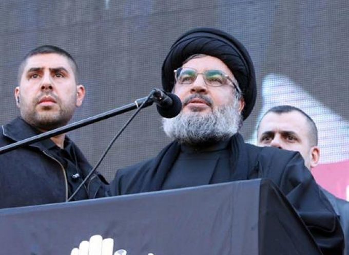 Hezbollah says U.S. behind Syria attacks