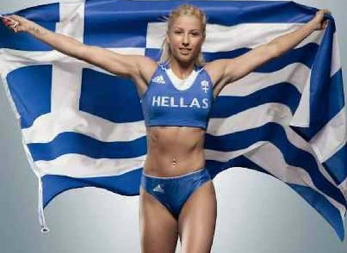 Who benefits from the expulsion of a Greek athlete from the Olympics?