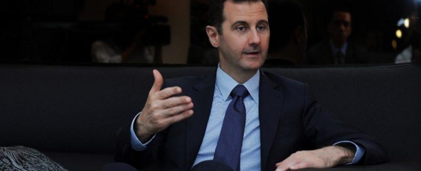 Full text of the interview of President Assad to Izvestia