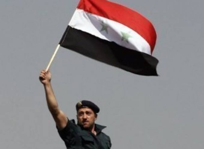 "Saker's ""man of the year 2013"": the Syrian soldier"