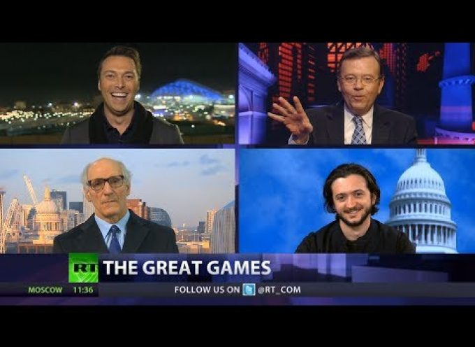 CrossTalk – the true spirit of Sochi