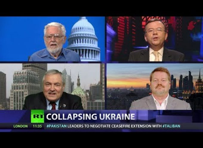 Two CrossTalk shows about the future of the Ukraine