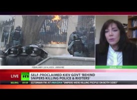 Great interview with Soraya Sepahpour-Ulrich on RT (must watch!)