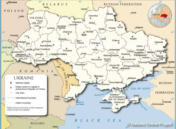 Ukraine SITREP March 5, 09:38 EST