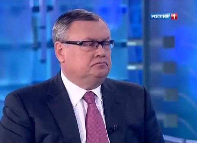 A really important interview of Andrei Kostin, President of VTB Bank
