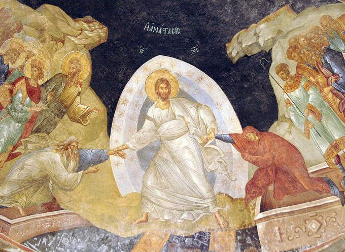 Today is Holy Paskha – Christ is Risen!