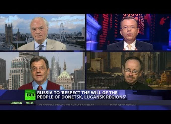 CrossTalk: Ukrainian Red Lines