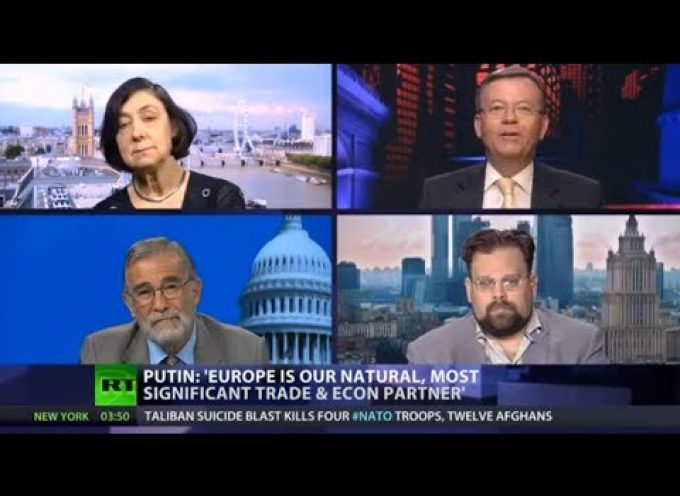 CrossTalk: Ukraine, End of Beginning (+ commentary)