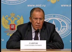 Press-conference of the Minister of Foreign Affairs of Russia Sergey Lavrov, Moscow, August 25 2014