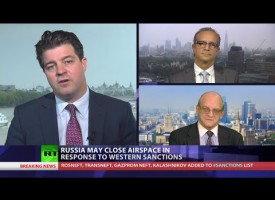 CrossTalk: Sanctions in action