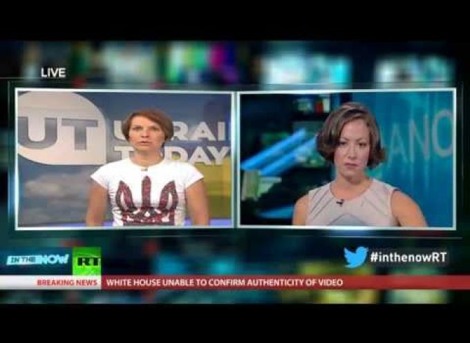 Russia Today vs Ukraine Today (QED)