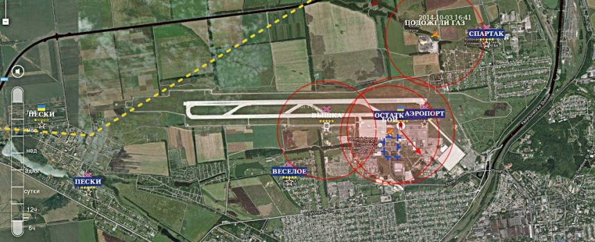 What the battle for the Donetsk airport reveals about the Ukrainian and Novorussian forces
