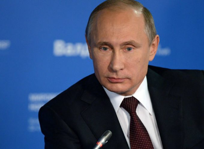 Putin's speech at the Valdai Club – full transcript