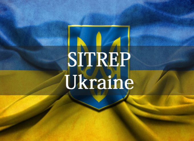 Ukraine SITREP November 9th, 22:25 UTC/Zulu: A creeping conflict