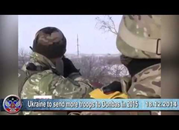 18.12.2014 Ukrainian crisis news. Latest news of Ukraine, Russia, Europe, Germany, USA