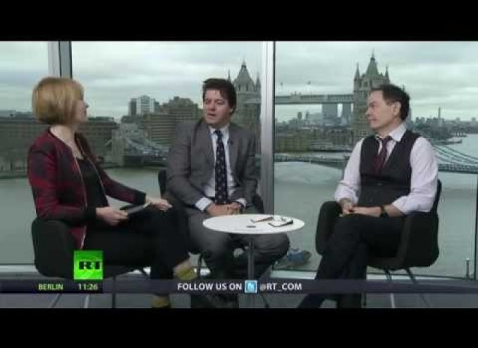 Keiser Report: Ruble's Baptism by Fire