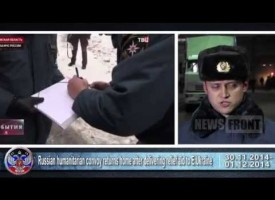 30-01.12.2014 Ukrainian crisis news. Donetsk, Lugansk, Latest news of Ukraine, Novorossia