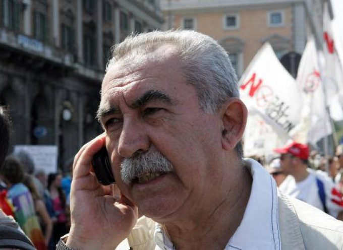 The illegal arrest of Giulietto Chiesa – yet another example of European hypocrisy