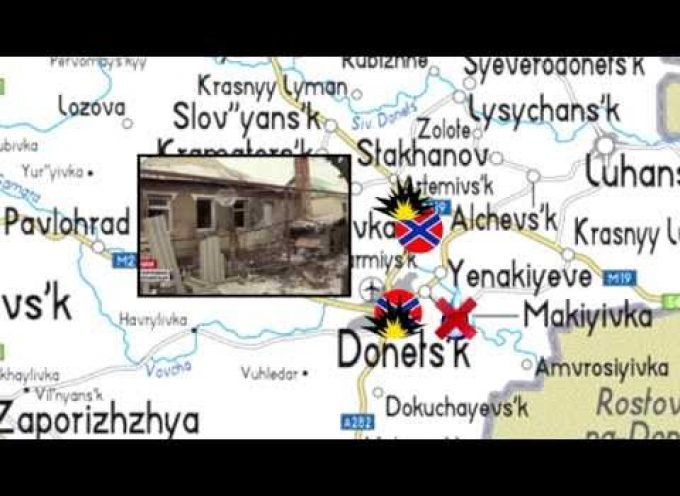 1.01.2015 Military Report of Novorossia