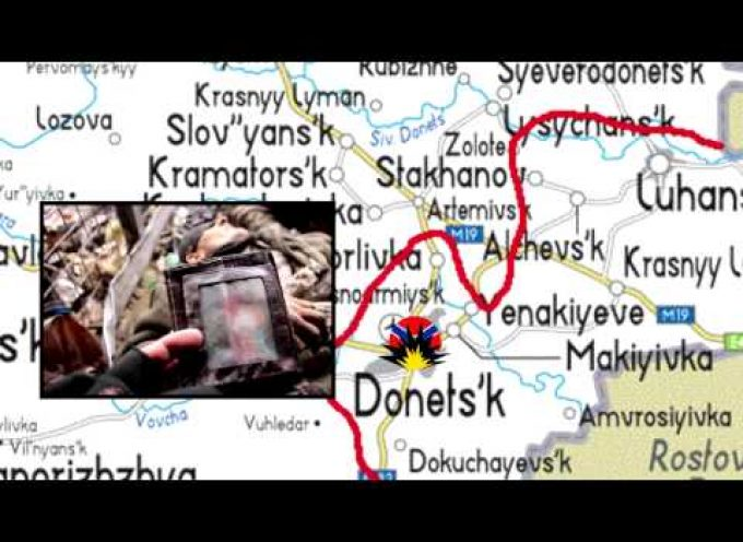 22.01.2015 Military Report of Novorossia. Latest news of Ukraine, DPR,LPR