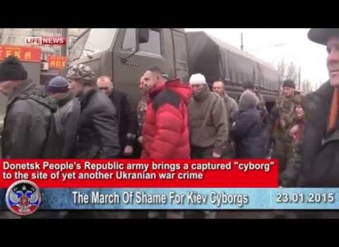 23.01.2015 Ukrainian crisis news. War in Ukraine, Donetsk, USA, Kiev, NATO