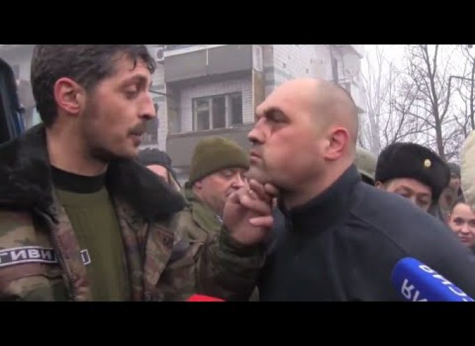 Givi meets the Nazi death squad leader – feel the love…