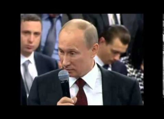 "Nemtsov murder: Putin warned about exactly this type of ""false flag"" two years ago"