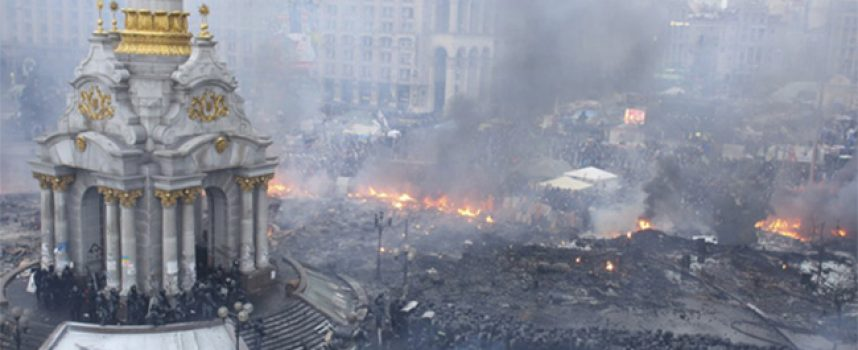 The Maidan – one year later