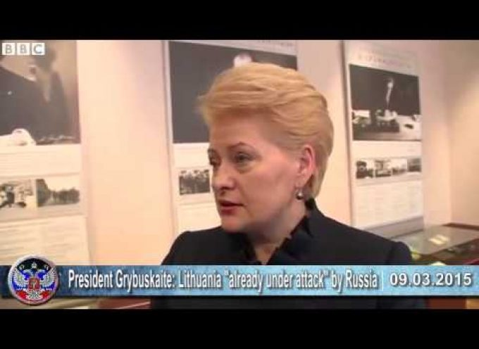 09.03.2015 Ukrainian crisis news. Latest news of Ukraine, Kiev, USA, OSCE, Lithuania