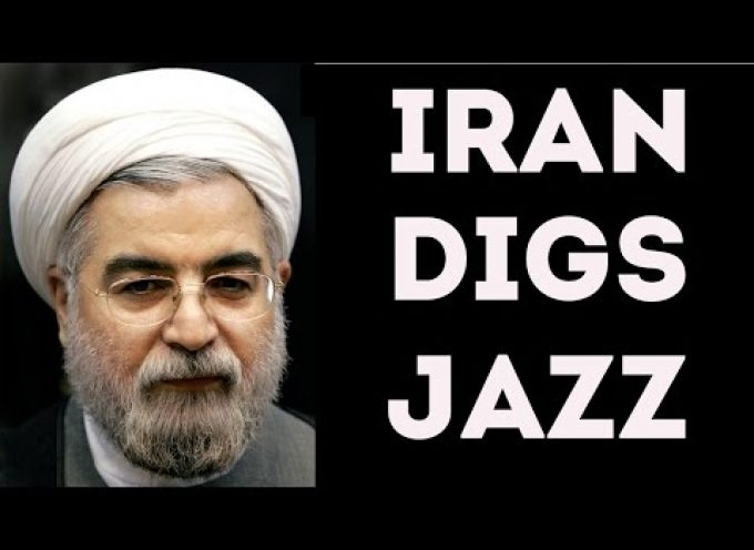 A real ambassador of the real USA in Iran (Jazz music in Iran)