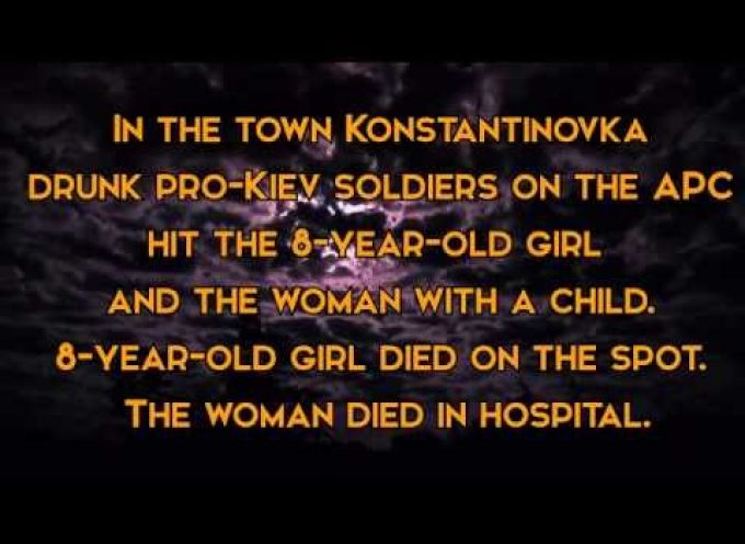 Ukrainian Patriots React to the Konstantinovka Tragedy