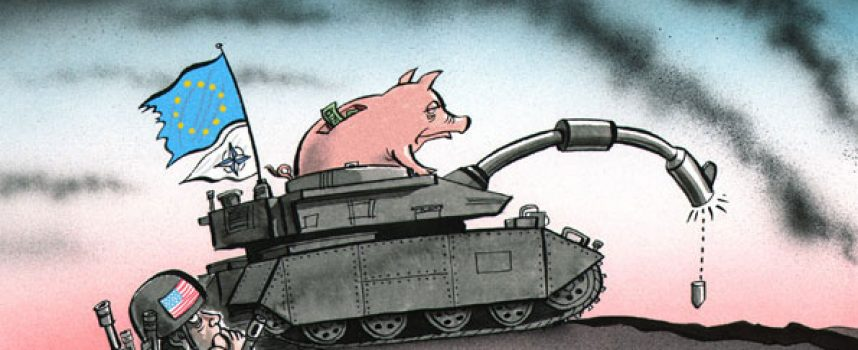 The European Union's military: yet another sign of impotence