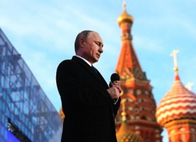 Russia Rebounds, Despite Sanctions