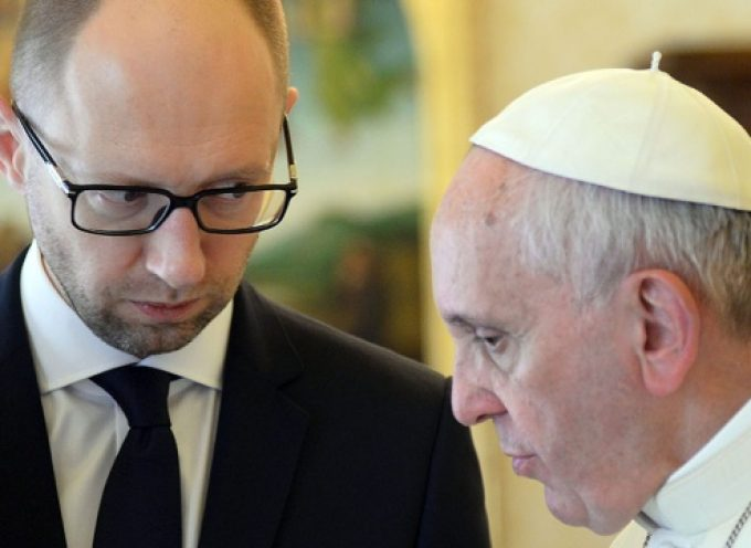 Pope Francis Is The World's Most Influential Agent Of Ukrainian Nationalism