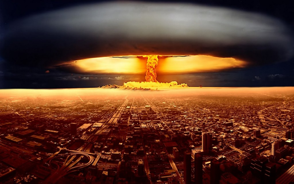 Nuclear Explosion HD